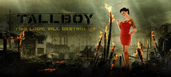 "Tallboy - ""This Logic Will Destroy You"" Artwork"